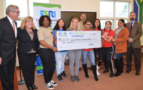 1st Place–Kindness Crew– Wins $1,000 In Statewide Competition