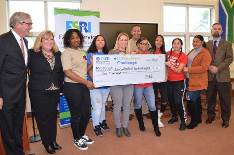 1st Place--Kindness Crew-- Wins $1,000 In Statewide Competition