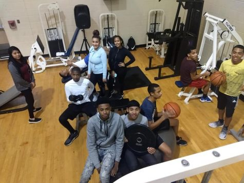 Getting Fit At The Crack of Crazy---New Early Morning Teen Workouts Starting off Strong