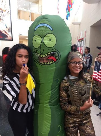 JSEC's Spooktacular Spirits Spread Kindness & Fun