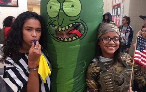 JSEC's Spooktacular Spirits Spread Kindness & Fun
