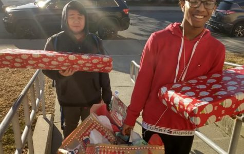 Toy Drive Drives Upwards to Record over 1250 Toys