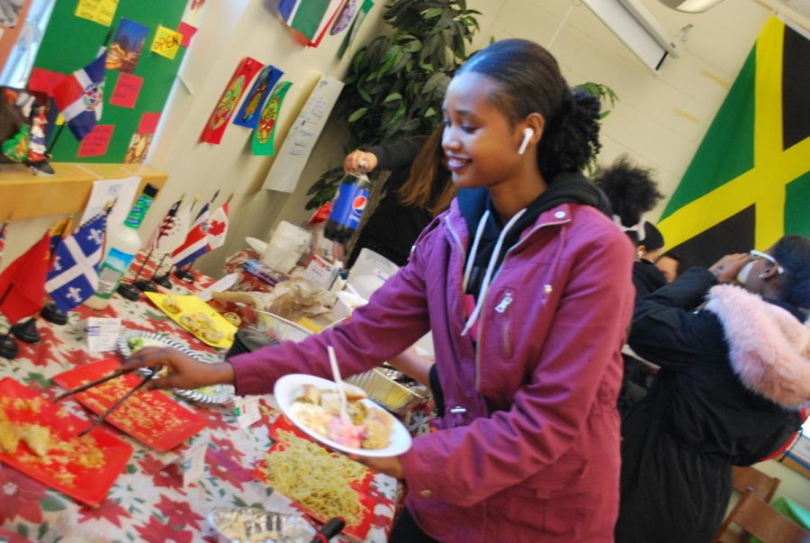 Food Brings People Together…International Food Fest Hits JSEC & 360