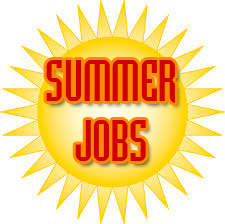 Summer Youth Employment Opportunities-Summer 2020  Application Deadline Jan 4th, 2020