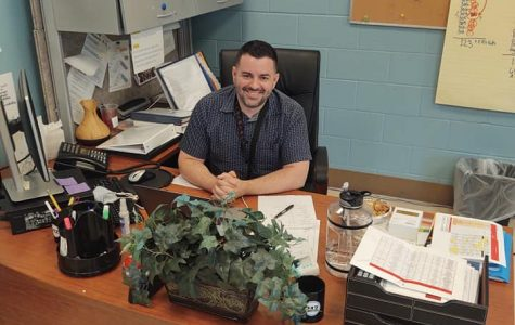 New Principal @ JSEC....Let's Get To Know Him--Principal: Mr. Robert Rametti