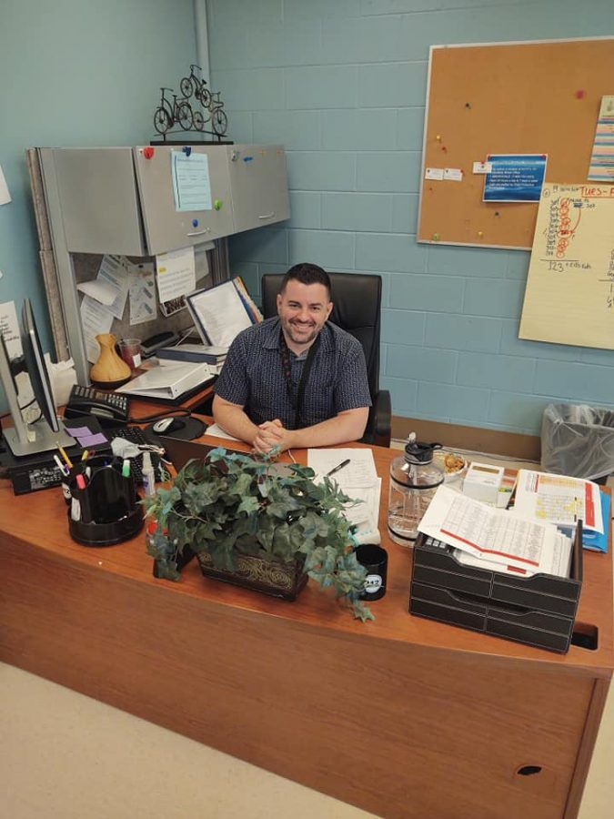 New Principal @ JSEC….Let's Get To Know Him–Principal: Mr. Robert Rametti
