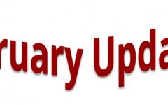Principal Ramettis Monthly Update